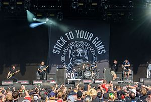 Stick to Your Guns - Stick to Your Guns at Reload Festival 2016, Germany