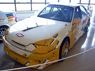 Stock Car Brasil - Chevrolet Omega 1994–1999.