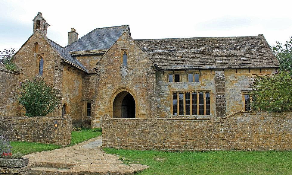Stoke sub Hamdon Priory hall