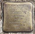 Stolperstein Petersburger Str 63 (Frhai) Helene Bornstein.jpg