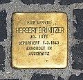 Stolperstein Unter den Linden 6 (Mitte) Herbert Brinitzer.jpg