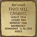 Stolperstein für Ignasi Moll Caymaris (Ciutadella).jpg