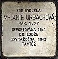 Stolperstein für Melanie Urbachova.jpg