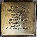 Stolpersteine Yvonne Loeb 28 rue Schwilgué Strasbourg.jpg