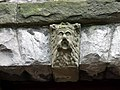 Stone carving on Rock Cottage - geograph.org.uk - 1447081.jpg