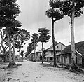 Straat in Saint-Laurent-du-Maronie in Frans- Guyana, Bestanddeelnr 252-6642.jpg