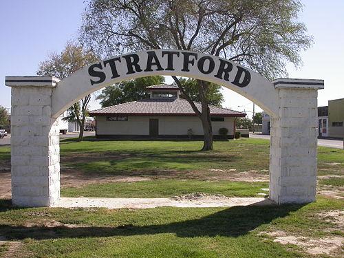 Stratford mailbbox