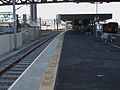 Stratford station Overground new platform 2 look west.JPG