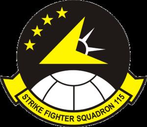 VFA-115 - VFA-115 insignia