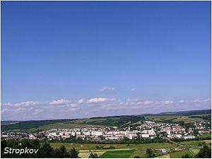 Stropkov - View of Stropkov