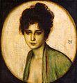 Stuck Portrait Frau Feez 1900.jpg