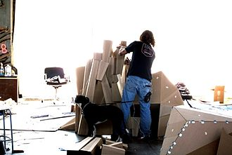 Southern California Institute of Architecture - Image: Student Life wikipedia
