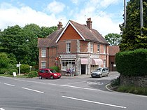 Studland, the post office and stores - geograph.org.uk - 1365131.jpg