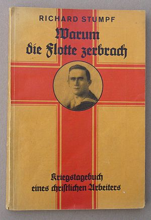 Richard Stumpf - Book edition of the publisher J.H.W. Dietz Nachfolger, Berlin (Germany) 1927.