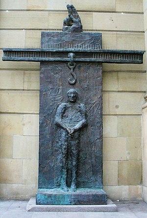 Eugen Bolz - Stuttgart memorial Eugen Bolz