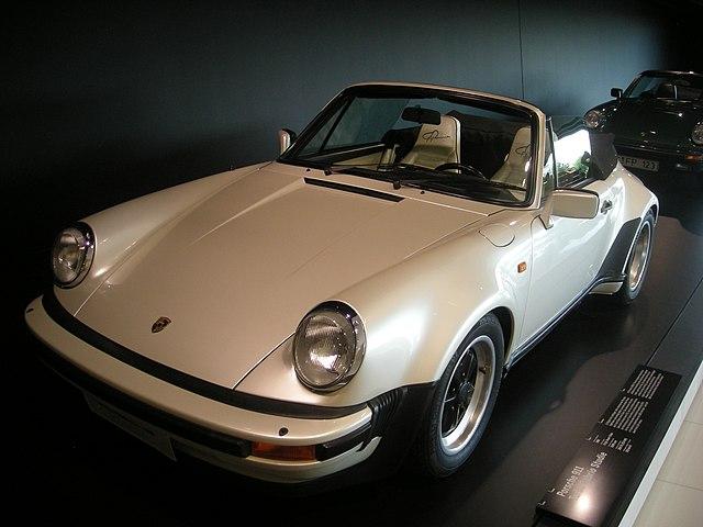 Filestuttgart Jul 2012 43 Porsche Museum 1981 Porsche 911 Turbo