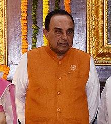 Subramanian Swamy - Wikipedia