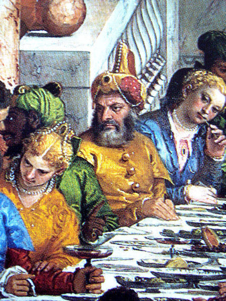 File:Suleiman in Veronese The Wedding at Cana 1563.jpg