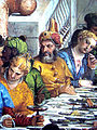 Suleiman in Veronese The Wedding at Cana 1563.jpg
