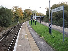 Sutton Common railway station, Greater London (geograph 3757225).jpg