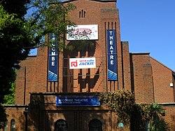 Sutton Surrey London Secombe theatre (2)