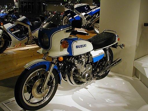Suzuki GS1000S 01