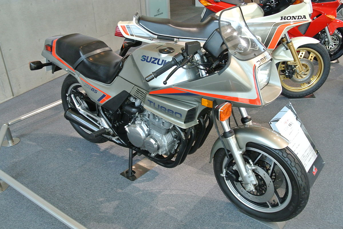 Suzuki Xn85 Wikipedia 1982 Motorcycle Wiring Diagrams