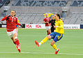 Sweden - Denmark, 8 April 2015 (17087578995).jpg