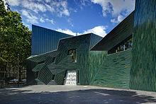 Neue Synagoge Mainz Wikipedia