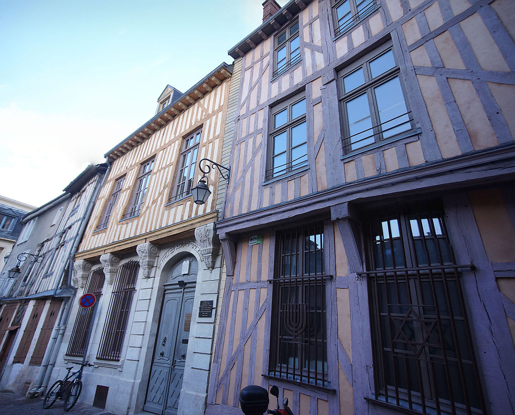 Synagogue de Troyes