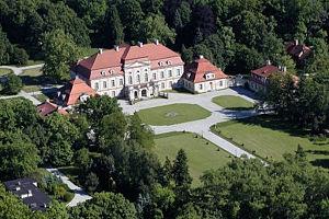 Sypniewski - Sypniewski estate at Skoraszewice