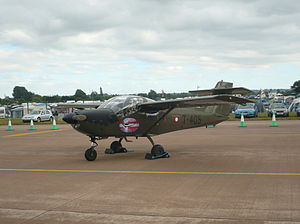 Royal Danish Air Force - T-17 Supporter at RIAT 2010