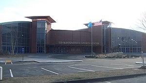 TD Bank Sports Center - Image: TD Bank North Center