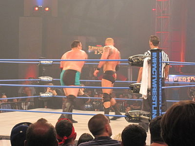 TNA Slammiversary Samoa Joe vs. Crimson.jpg