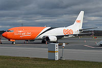 OO-TNP - B734 - Not Available