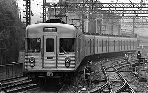 TRTA 3000 series - Set 3078 in June 1977