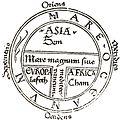 T and O map Guntherus Ziner 1472 bw.jpg