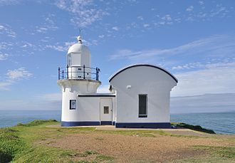 Roads and Maritime Services - Tacking Point Lighthouse