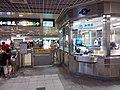 Taipei 101-WTC Station group ticket gate & information 20190813.jpg