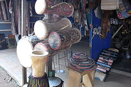 Talking drums.Ghana.JPG
