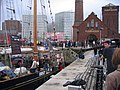 Tall Ships 2008 - Canning Half Tide Dock - geograph.org.uk - 1158611.jpg