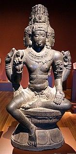 Brahma Creator god in Hinduism