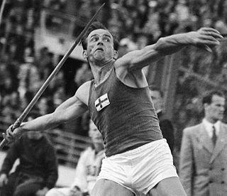 Javelin throw at the Olympics