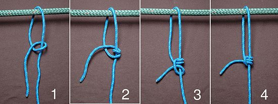 TautlineHitch-ABOK-1800-reversed.jpg & Taut-line hitch - Wikipedia