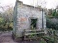 Tea House or Summerhouse old entrance, Newhailes, Musselburgh.jpg