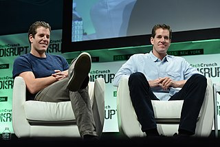 Winklevoss twins American entrepreneurs