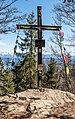 Techelsberg Hoher Gallin Gipfelkreuz 02042018 2852.jpg