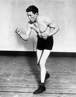 """Ted """"Kid"""" Lewis English boxer"""
