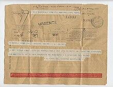 Telegramma Wikipedia