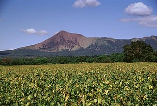 Telica (volcano) Volcano